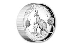 2020 Australia $8 5-oz Silver Kangaroo High Relief Proof