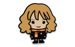 2020 Niue $2 1-oz Chibi Harry Potter Hermione Colorized Proof