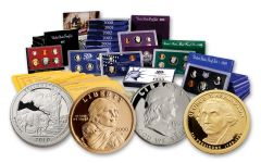 1960–2020 Ultimate U.S. Mint Proof Set Collection