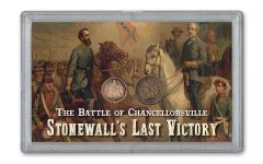 1852–1863 Battle of Chancellorsville 2-pc Set G–F
