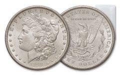 1898-O Morgan Silver Dollar From Mint Bag BU 20-Coin Roll