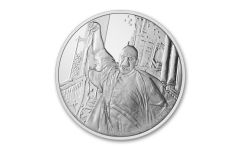 2021 Niue $2 1-oz Silver Harry Potter Classics Lord Voldemort Gem Proof