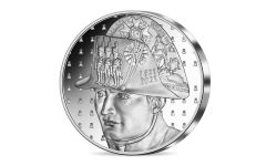 2021 France €20 1-oz Silver Napoleon High Relief Proof