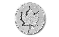 Canada 2021 Super Incuse Reverse Proof 1 oz Silver Maple $20 Coin GEM Proof OGP