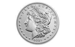 2021(P) Morgan Silver Dollar BU w/O Privy Mark