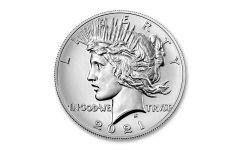 2021(P) Peace Silver Dollar BU