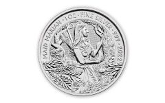 Great Britain 2022 £5 1-oz Silver Myths and Legends Maid Marian Brilliant Uncirculated