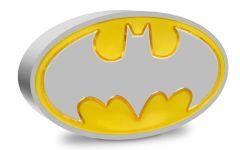 2021 Niue DC Comics Batman Emblem 1 oz Colorized Proof Silver $2 Coin GEM Proof OGP