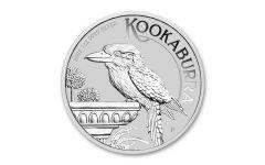 2022 Australia $1 1-oz Silver Kookaburra BU