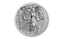 2021 Germania Mint 1-oz Silver Germania Medal Gem BU