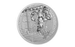 2021 Germania Mint 10-oz Silver Germania Medal Gem BU