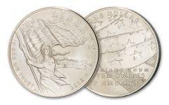 2012-P $1 STAR SPANGLED SLV COMMEM PROOF