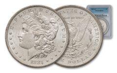 1881-O $1 MORGAN NGC/PCGS MS63