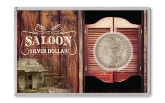 1879-1882 MORGAN SILVER SALOON DOLLAR BU