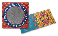 2020 South Africa 7-pc Mint Set