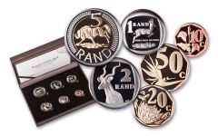 2020 South Africa 7-pc Proof Set