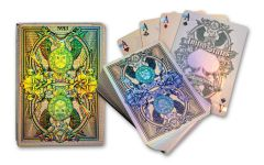 Holographical Legal Tender Playing Cards