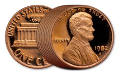 10PC 1968-2018 1 CENT LINCOLN PROOF - 10 DIFFERENT