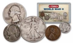 1944 WWII Battle of the Bulge Tribute Collection