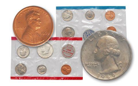 1969 United States Mint Set