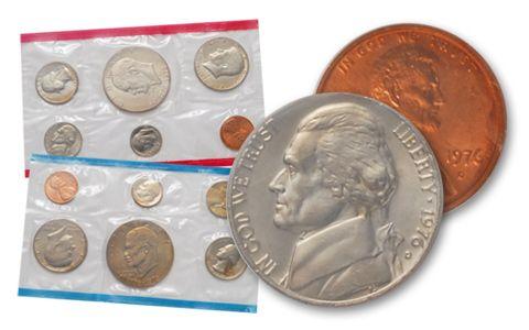 1976 United States Mint Set