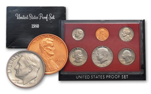 1980 United States Proof Set