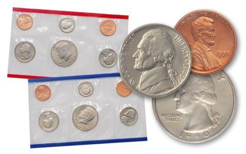 1990 United States Mint Set