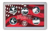 2007 United States Silver Proof Set