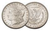 1888-S Morgan Silver Dollar BU