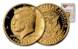 2014 Half Dollar 3/4-oz Gold 50th Anniversary Kennedy PCGS PR70DCAM First Strike - Denver
