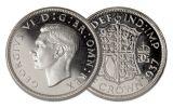 1937 Great Britain George VI Coronation 14-Pc Proof Set
