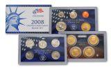 1999-2008 U.S. Proof Set 10-Pc Collection