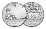 2017 1 Dollar Silver Boys Town Commemorative BU