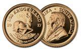 2017 South Africa 1/50-oz Gold Krugerrand Proof