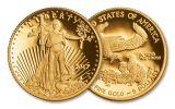 2017-W 5 Dollar 1/10-oz Gold Eagle Proof