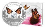 2017 Canada 3 Dollar Silver Swarovski Celebration of Love Proof
