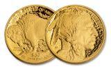 2017-W 50 Dollar 1-oz Gold Buffalo Proof