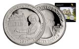 2017 25 Cent Frederick Douglass National Historic Site Uncirculated 3 Pc Set