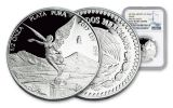 2017 Mexico 1/2-oz Silver Libertad NGC PF69UCAM First Releases