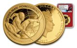 2017 Cook Island 1-oz Gold Spiderman Mercanti/Lee NGC PF70UC FDI