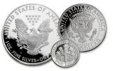 2017-S U.S. Limited Edition Silver Proof Set NGC PF70UCAM First Releases 225th Anniversary