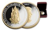 2017 Canada 25 Dollar Silver The Great Seal of Canada Proof