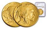 2018 50 Dollar 1-oz Gold Buffalo NGC MS69