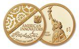 2018-S American Innovation Dollar Proof