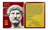 AD 117–138 Ancient Roman Empire Silver Denarius of Hadrian NGC VF