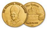 Pope Francis I 1/10-oz Gold Commemorative BU