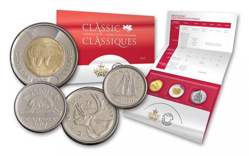 CAN 2017 Classic Canadian Coin Se
