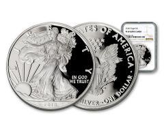 2018-S $1 1-oz Silver Eagle NGC PF69UC