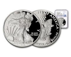 2019 $1 1-oz Silver American Eagle NGC PF70UC First Releases