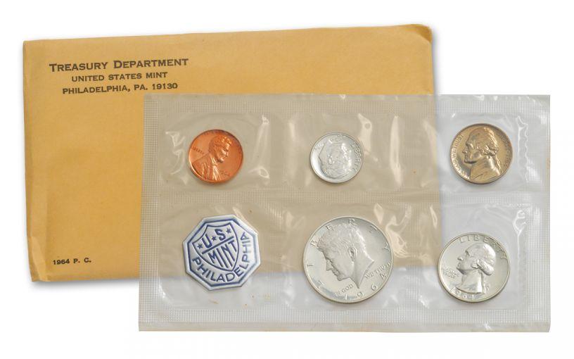 1964 U.S. Proof Set Sealed